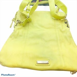 Steve Madden l Bright Yellow Shoulder Hand Bag